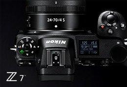 Nikon Z7 Features