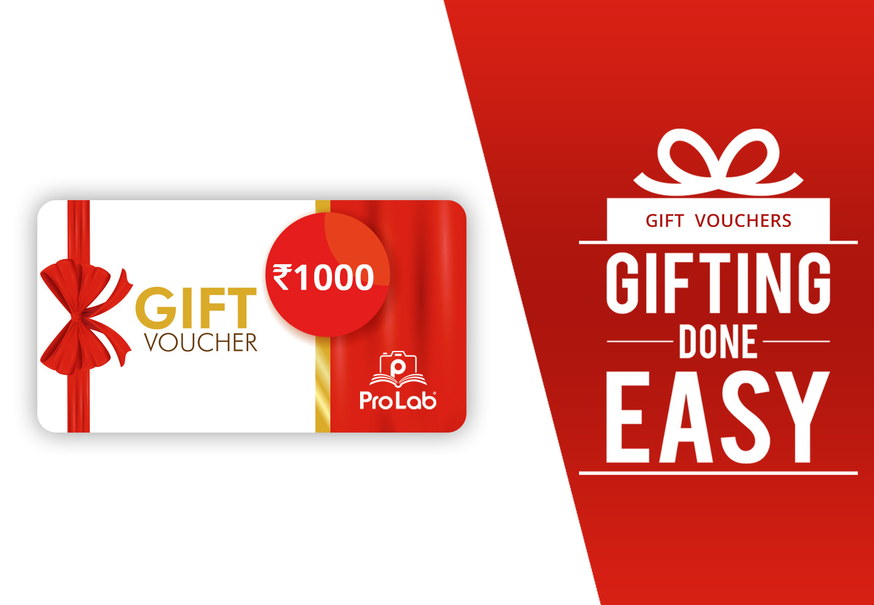 Gift Vouchers - The best gift to choose for anyone on any occasion.